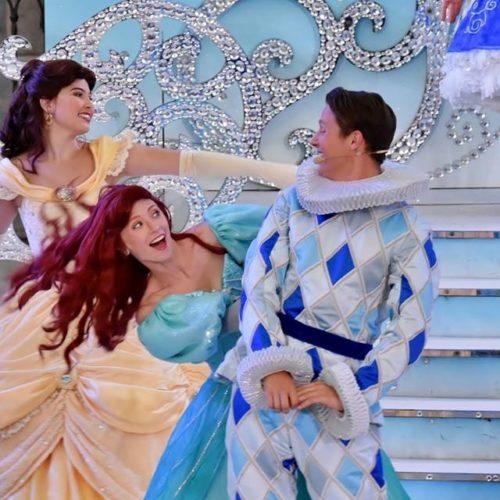Nathan Metral - @Disneyland - Starlitz 2018
